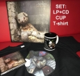 44 Minutes SET: LP+CD+Cup+T-shirt